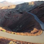 Luonnonsuojelu alue. Lanzarote